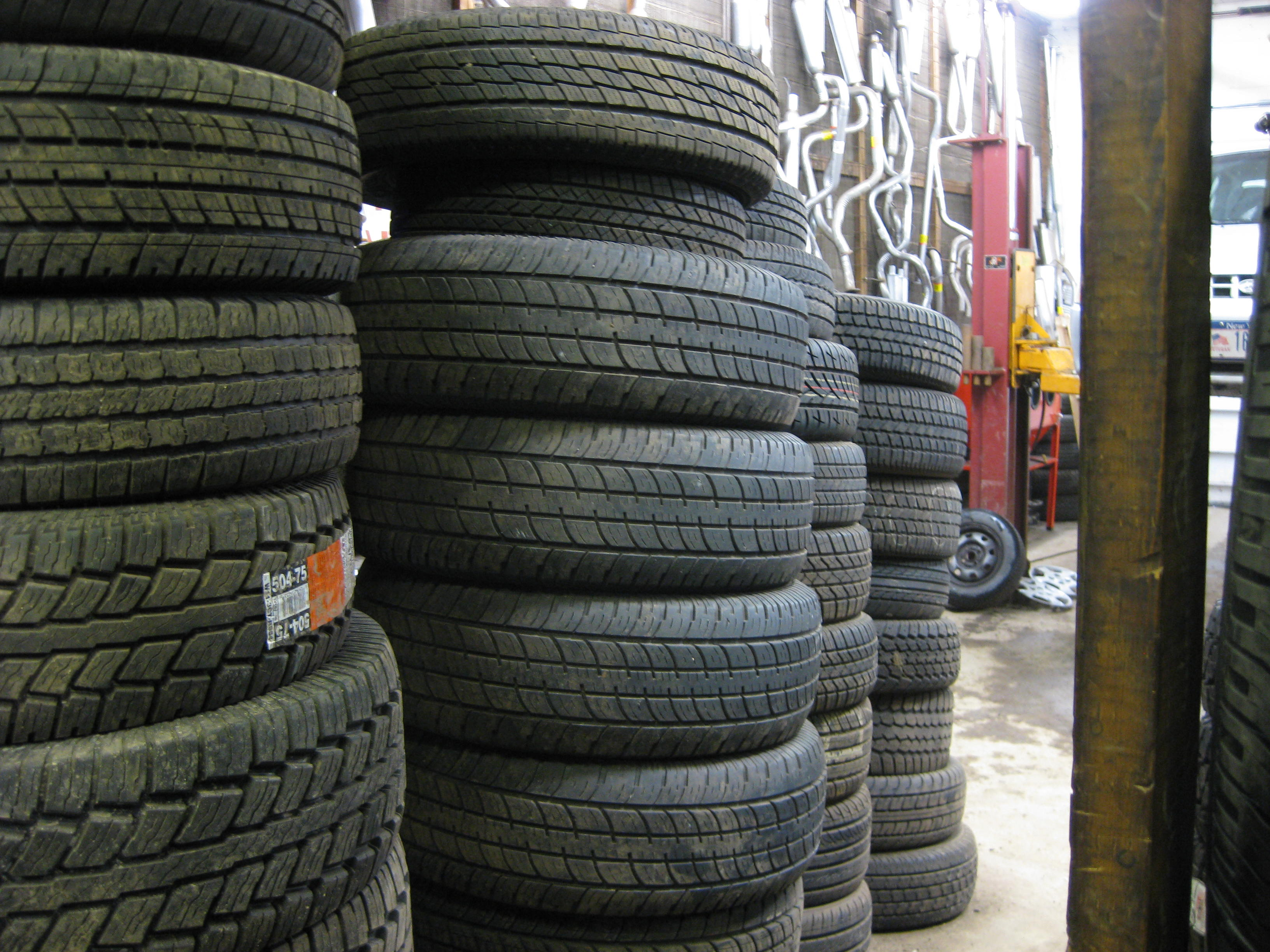 """What Does """"Buy 3 Tires, Get One Free"""" Really Mean?"""